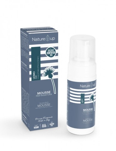 BEMA - Nature-Up Mousse per Rasatura