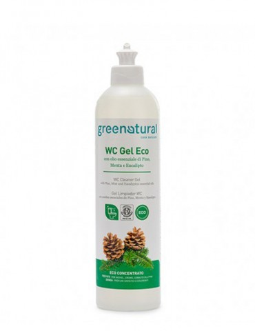 GREENATURAL – WC Gel Disincrostante 3 in 1